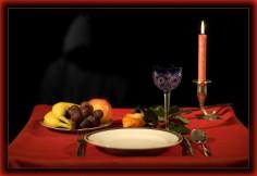 Candle Light Dinner als Geschenkidee