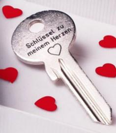 Schlüssel zum Herzen