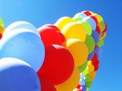 Individuell bedruckte Ballons